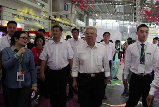 第四届中国公益慈善项目交流展示会在深圳举行