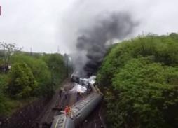 京广线列车脱轨事件追踪:列车为何没能及时停住?