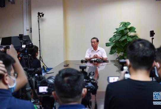 严格防控是关键——钟南山谈香港疫情防控形势